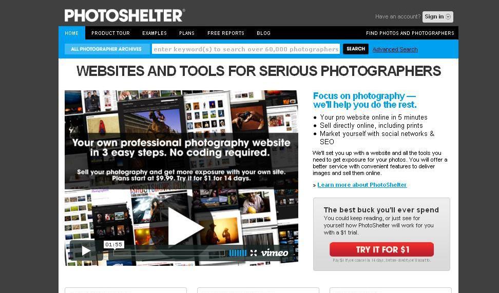 Project Spotlight ShobeStudioscom Libbys Blog - Photoshelter templates